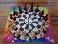 Chess Peace Board