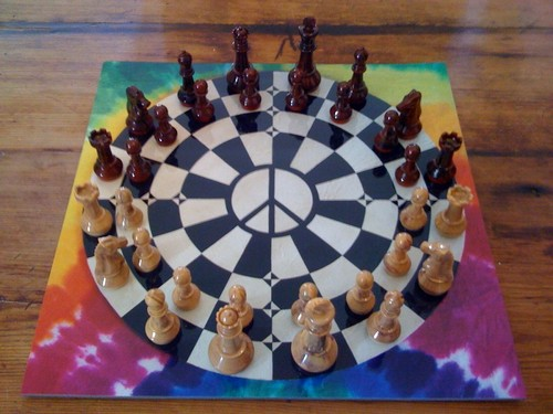 Chess Peace Board