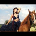 Chillin on a horse. Casual throwback- Neon Hitch