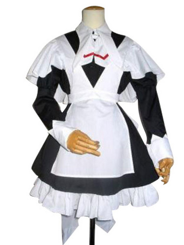 Chobits Yuzuki Cosplay Costume