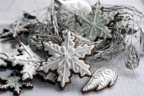 pasko - Snowflakes