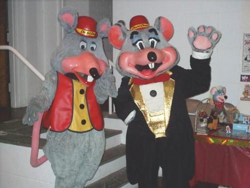Chuck E and Chuck E