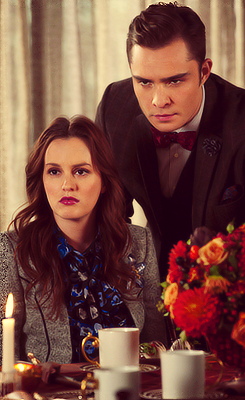 Chuck and Blair   6x08 'It's Really Complicated stills'