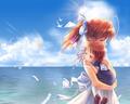 Clannad - anime fan art