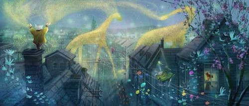 Rise of the Guardians wallpaper titled Concept art