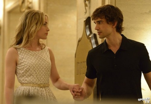 "Covert Affairs 3x09 - ""Suffragette City"" - Promotional Pics"