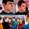 Star Trek (2009) photo containing a portrait called Crew