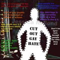 Cut Out Gay Hate