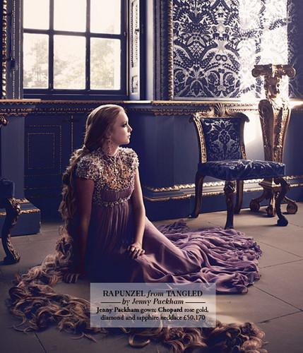 DP Haute Couture - Rapunzel