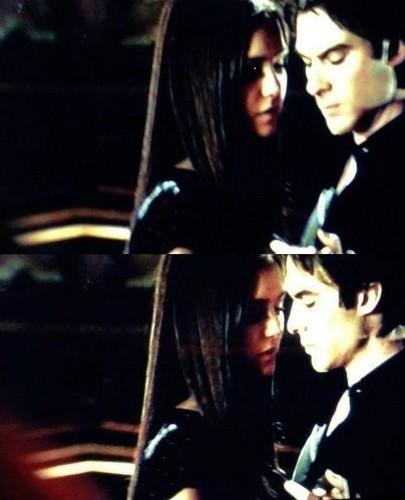 Damon + Elena 4.07
