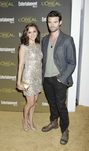 Daniel - 2012 Entertainment Weekly Pre-Emmy Party - September 21, 2012