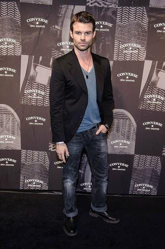 Daniel - John Varvatos And コンバース Celebrate Fashion Week - September 07, 2012