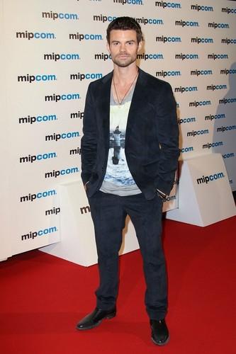 Daniel - MIPCOM 2012 Opening Party - October 08, 2012