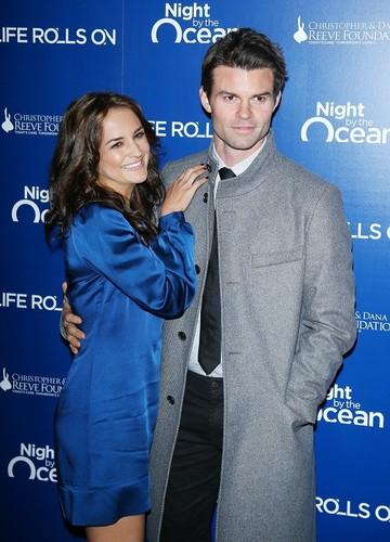 Daniel - The Life Rolls On Foundation's 9th Annual Night سے طرف کی the Ocean - November 10, 2012