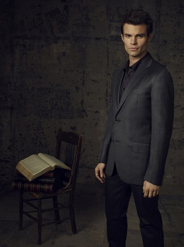 Daniel - The Vampire Diaries - Season 4 Promotional 照片