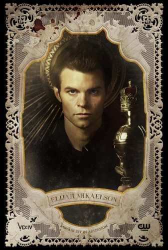 Daniel - The Vampire Diaries - Season 4 Promotional litrato