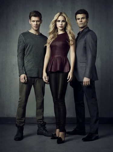 Daniel - The Vampire Diaries - Season 4 Promotional 写真