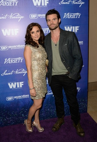 Daniel - Variety and Women in Film Pre-EMMY Event - September 21, 2012