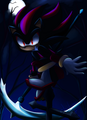 Death Angel - shadow-the-hedgehog photo