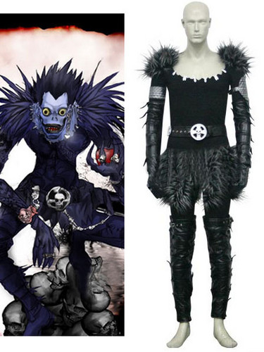 Death Note Shinigami Cosplay Costume