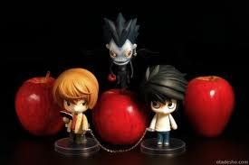 Death Note 玩偶 或者 plushys