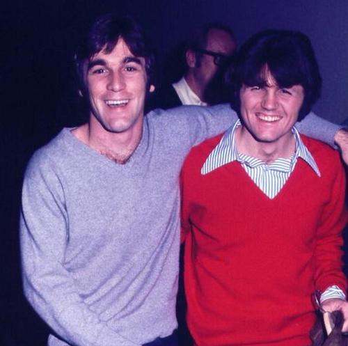 Dennis Wilson & Bruce Johnston