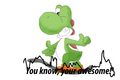 Did you know... - yoshi fan art