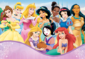Disney Leading Ladies
