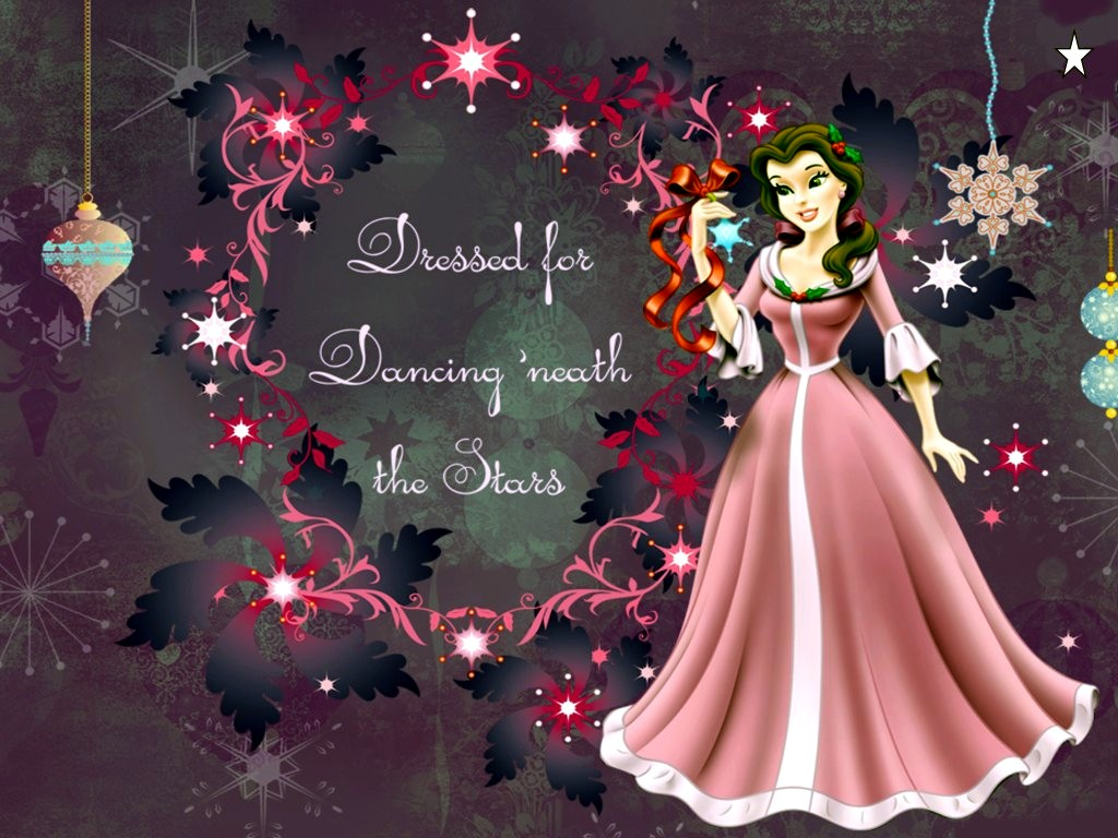 Disney Princess Christmas images Disney Priness Christmas HD ...