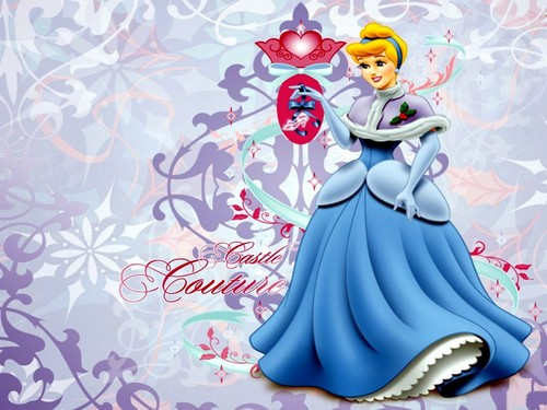 Disney Priness giáng sinh