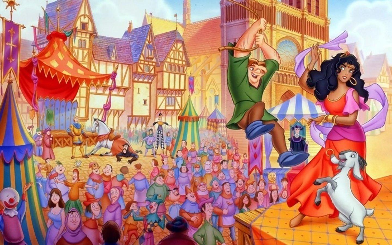 Disney karatasi la kupamba ukuta