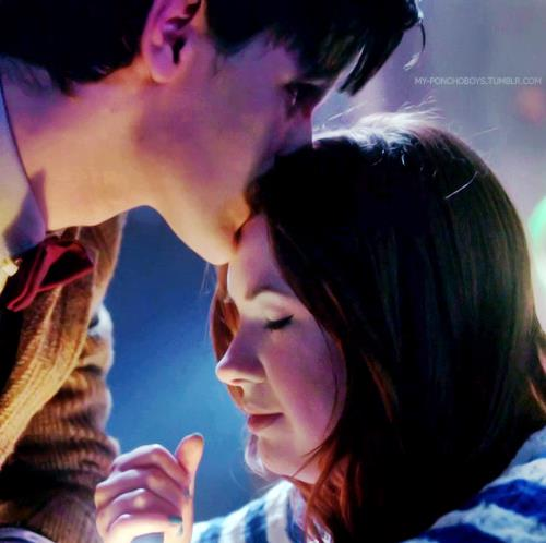 Doctor and Amy ♥
