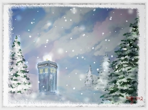 Doctor who Christmas!!!