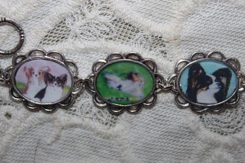 Dog art bracelets