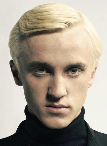 Draco Malfoy wallpaper containing a portrait titled Draco Malfoy