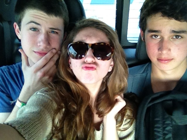 Dylan And His Girlfriend Dylan Minnette Photo 32874735 Fanpop