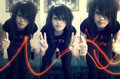 EMO hair :) - emo-and-scene-hairstyles photo