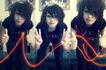 EMO hair :)