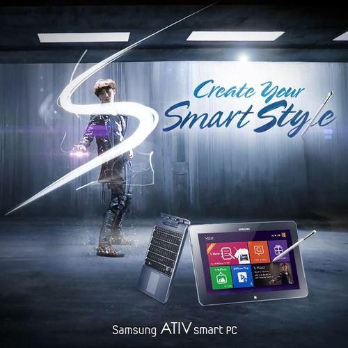 EXO-K for Samsung ATIV Smart PC - exo-k Photo