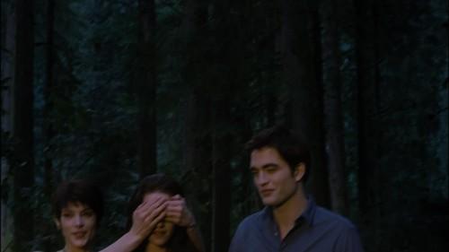 Edward,Bella and Alice