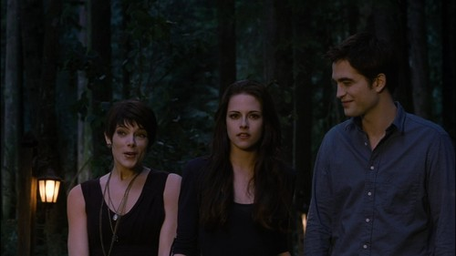 Edward,Bella and Alice