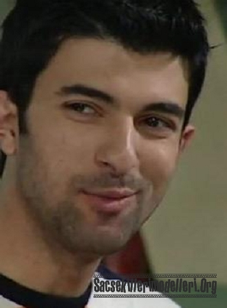 Engin Akyurek with short hair