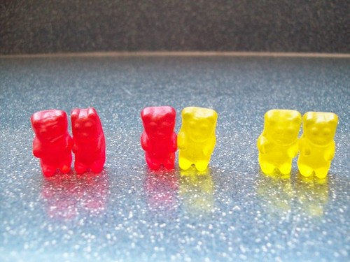 Equality with Gummy Bears!