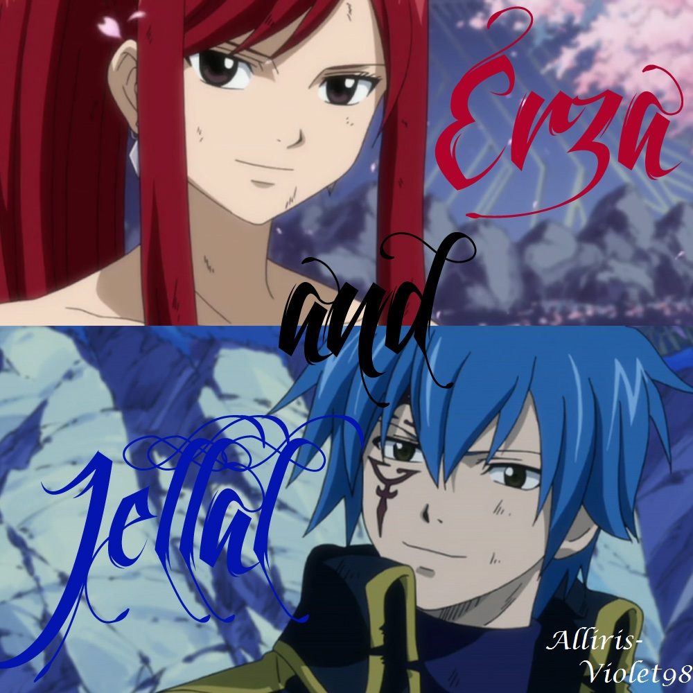 Erza X Jellal Photo (32839435)