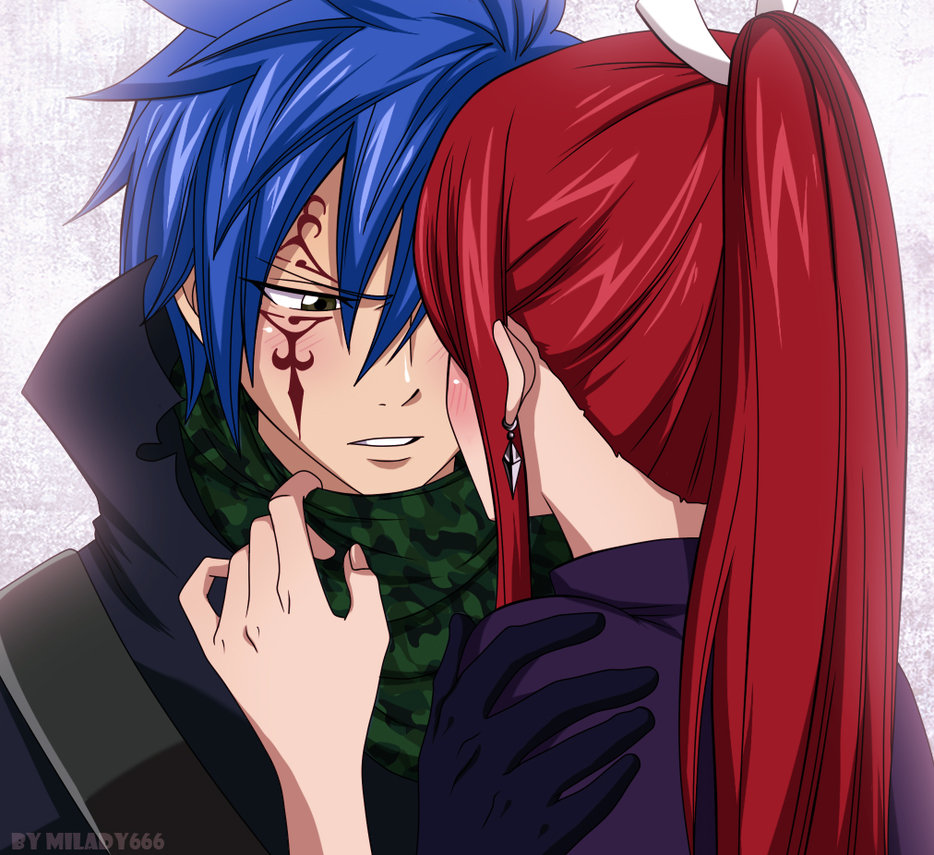 Erza X Jellal images Erza X Jellal HD wallpaper and ...