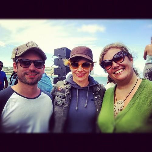 Evi in Wellington -25th Nov 2012