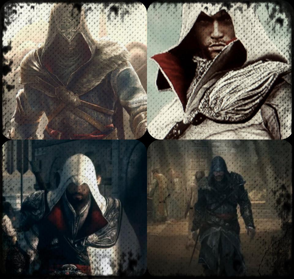 Ezio Auditore The Assassin S Fan Art 32891127 Fanpop