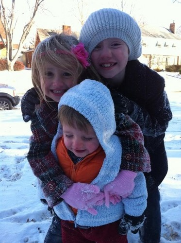 Ezra,Penny and Viggo