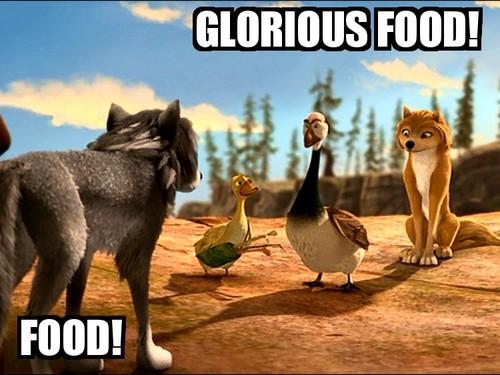 FOOD!!!!!