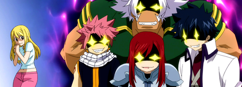Fairy Tail Funny time